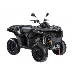 Arctic Cat Alterra 700 XT...